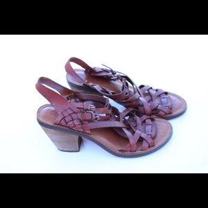 Lucky brand Erin sandals